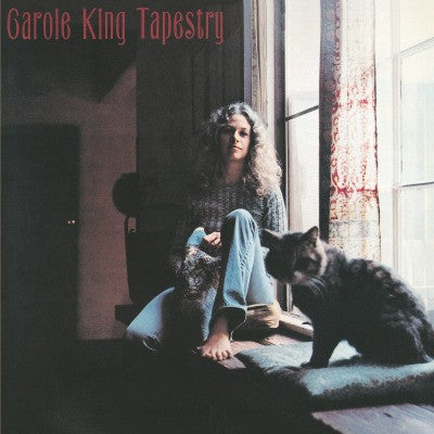 Carole King -Tapestry -1971 UK Import Vinyl Lp