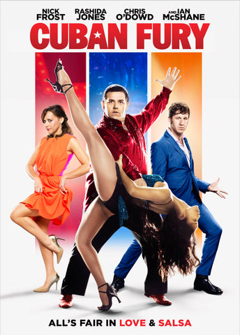 Cuban Fury DVD (2014) - New / Sealed