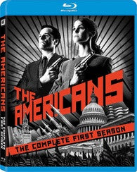 Americans , The : The Complete First Season [Blu-ray] Mint Used