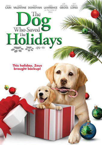 Dog Who Saved The Holidays DVD  ( New/sealed )