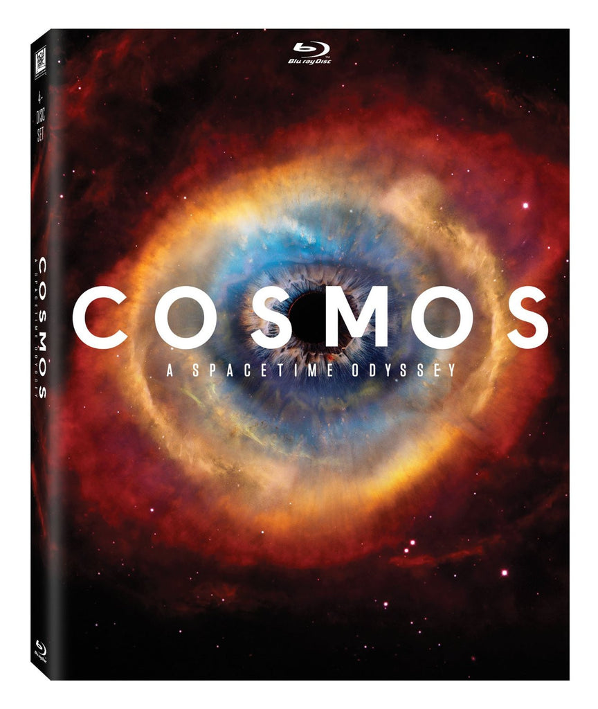 Cosmos: A Spacetime Odyssey [Blu-ray] Mint / Used