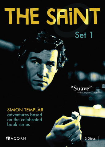 Saint, The - Set 1 DVD Set New Sealed