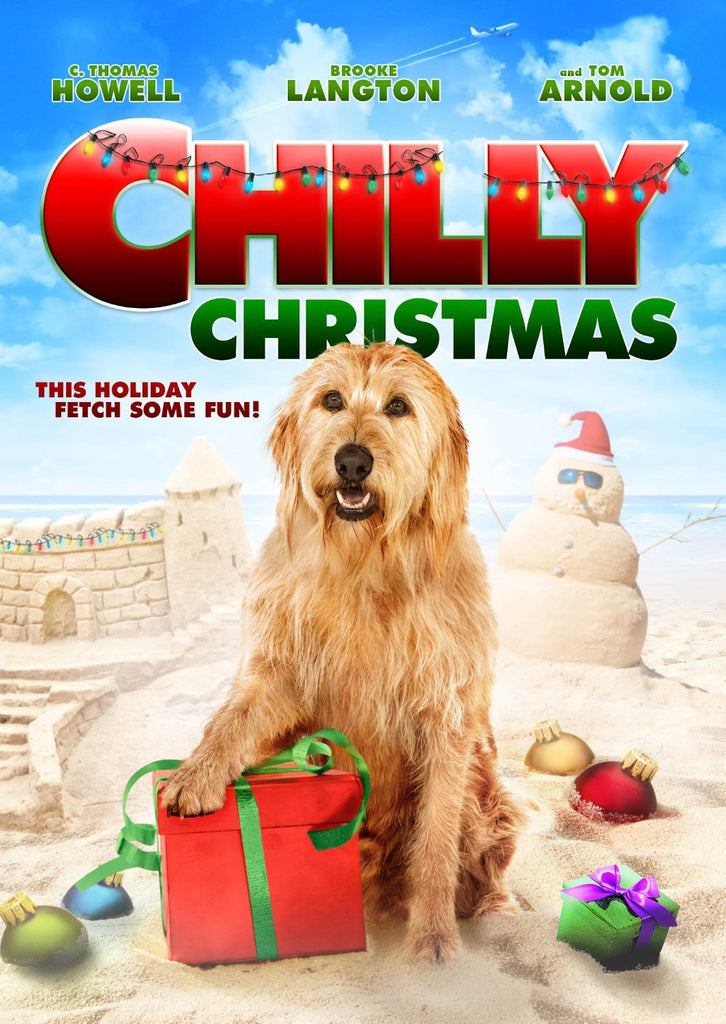 Chilly Christmas DVD ( New/ Sealed )