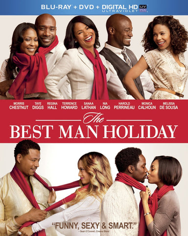Best Man Holiday ,The  (Blu-ray + DVD ) New / Sealed