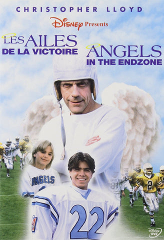 Angels in the Endzone (Quebec Version - French/English) (Version française) Dvd Used / Mint