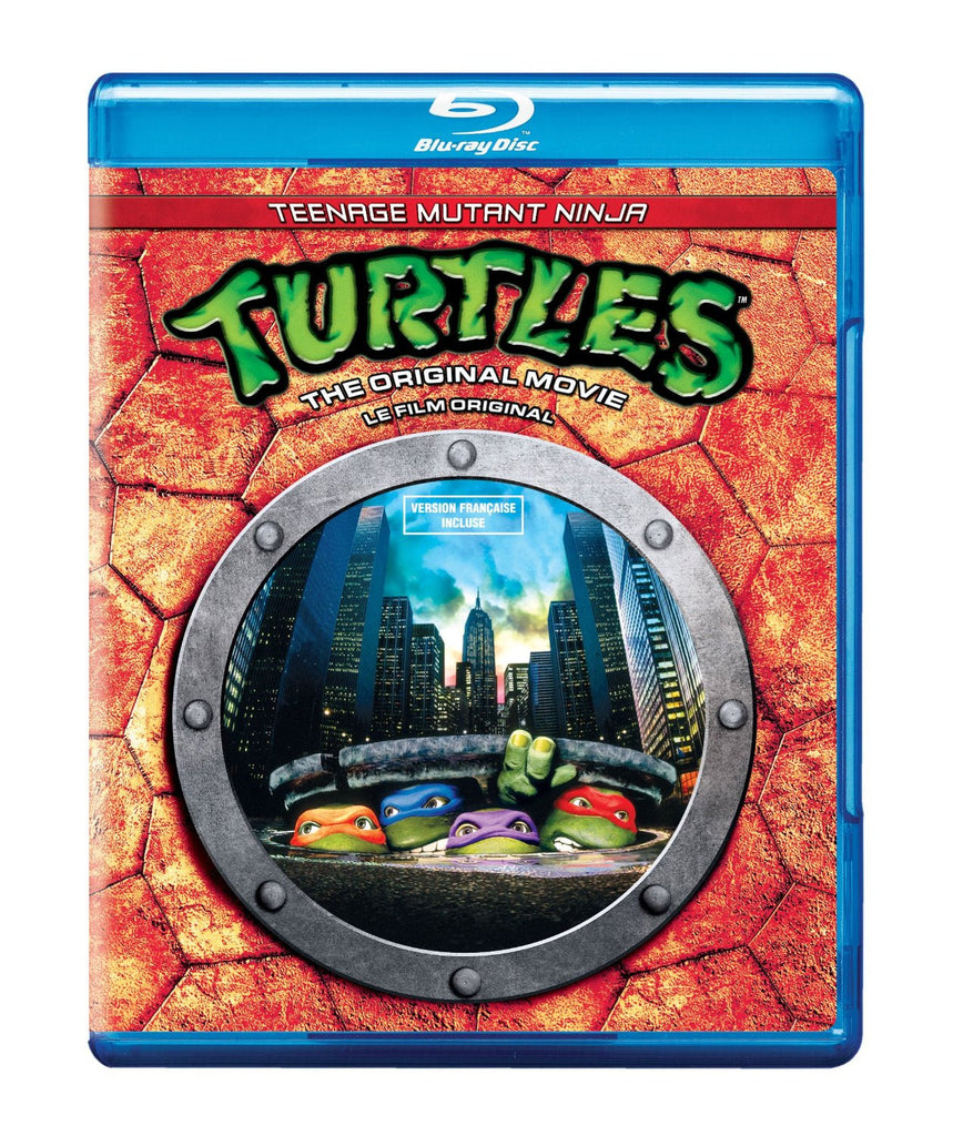 Teenage Mutant Ninja Turtles [Blu-ray] (Sous-titres franais) (Bilingual)