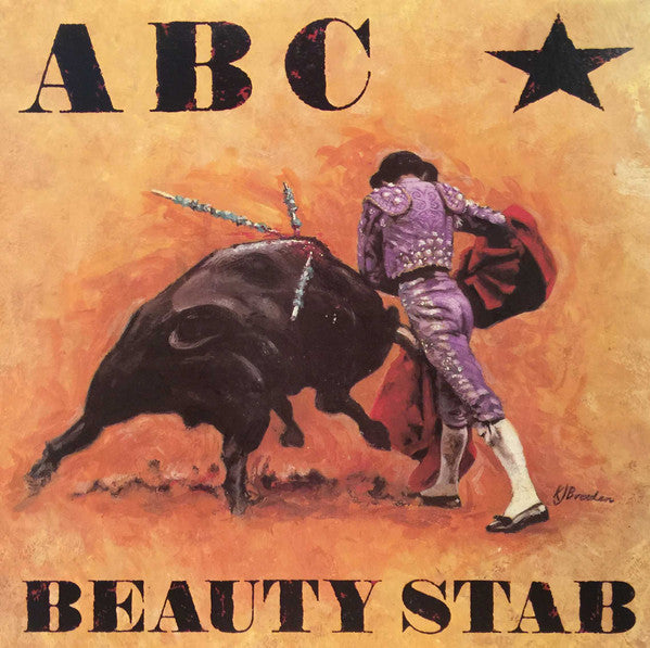 ABC ‎ Beauty Stab - 1983-Synth-pop, New Wave (vinyl)