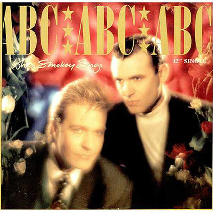 "ABC ‎– When Smokey Sings -1987-  Synth-pop Vinyl, 12"", Single, 33 ⅓ RPM"