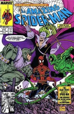 AMAZING SPIDER-MAN #319 Standard Edition