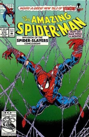 AMAZING SPIDER-MAN #373