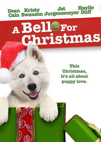 A Belle for Christimas dvd New Sealed