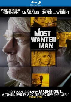 A Most Wanted Man Blu ray ( New sealed )