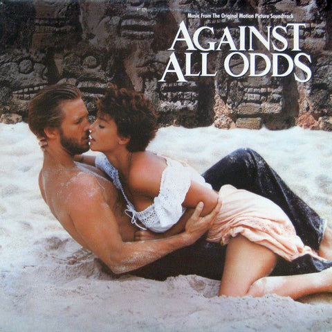 Against All Odds - Soundtrack, Soft Rock, Pop Rock, Theme, Synth-pop (vinyl)