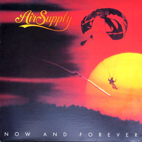Air Supply ‎– Now And Forever-1982 Pop (vinyl)