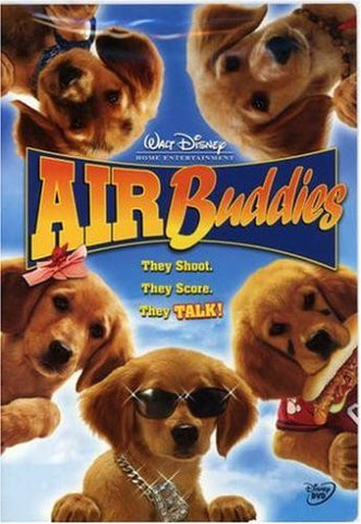 Air Buddies (Bilingual) (Walt Disney) DVD