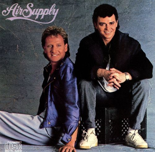 Air Supply ‎– Air Supply - 1985- Soft Rock, Ballad (vinyl)