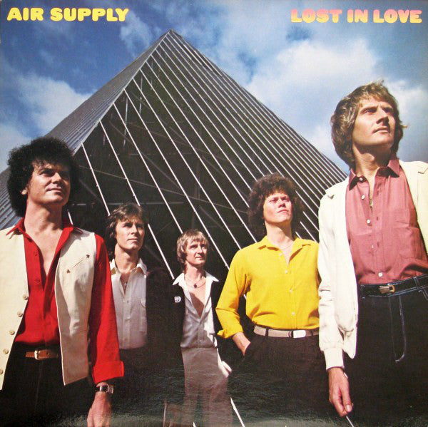 Air Supply ‎– Lost In Love -1971 - Soft rock (vinyl)