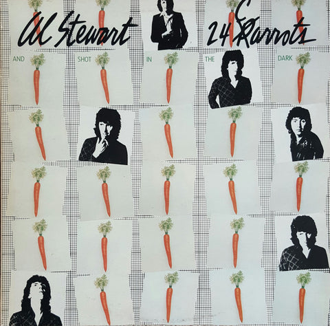 Al Stewart ‎– Past, Present And Future /Al Stewart And Shot In The Dark  ‎– 24 P Carrots -2FER ( Clearance Vinyl )