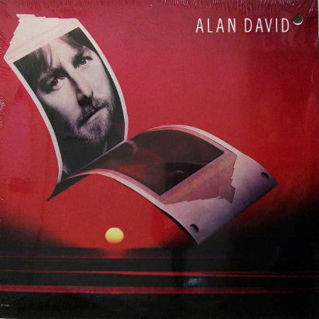 Alan David ‎– Alan David - 1981- Pop Rock (vinyl)