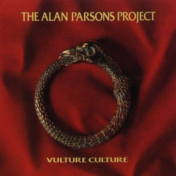 Alan Parsons Project - Vulture culture Music CD