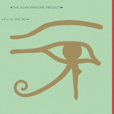 Alan Parsons Project , The - Eye In The Sky -1982 Prog Rock (Clearance vinyl) Overstocked