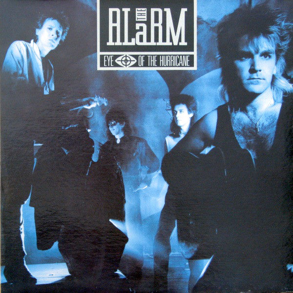 Alarm ‎– Eye Of The Hurricane-1987-Alternative Rock (vinyl)