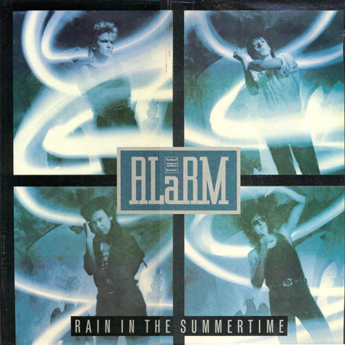 "Alarm , The ‎– Rain In The Summertime -1987 12"" 45 RPM (Clearance Vinyl )"