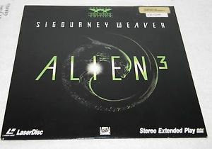 Alien 3 Laserdisc Mint Condition Sigourney Weaver
