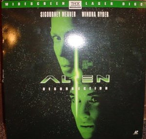 Alien Resurrection Laserdisc (1997)