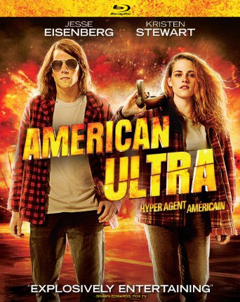American Ultra [Blu-ray] (Bilingual) New