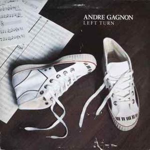 Andre Gagnon ‎– Left Turn - 1981 Jazz, Funk / Soul (vinyl)
