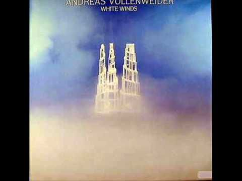 Andreas Vollenweider ‎– White Winds - 1984-Ambient (vinyl)