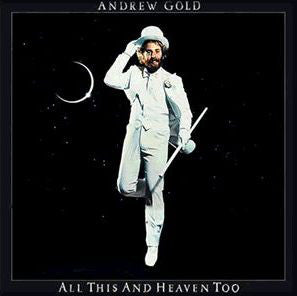 Andrew Gold ‎– All This And Heaven Too -1978- Soft Rock (vinyl)