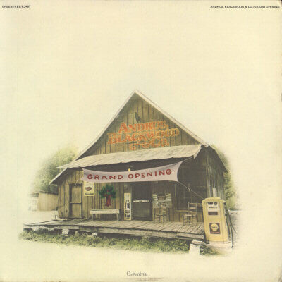 Andrus, Blackwood & Co. ‎– Grand Opening-1977 - Pop Rock, Soft Rock, Ballad (vinyl) New Sealed