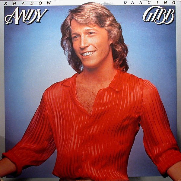 Andy Gibb ‎– Shadow Dancing -1978 - pop (vinyl)
