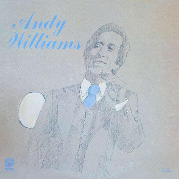 Andy Williams ‎– Andy Williams -1977- Jazz pop (vinyl)