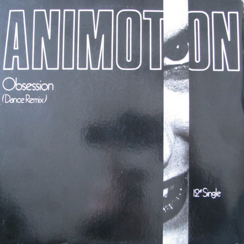 "Animotion ‎– Obsession (Dance Remix)Animotion ‎– Obsession (Dance Remix) 1985- Electronic, Pop Rock, Synth-pop (12"", 45 RPM vinyl)"