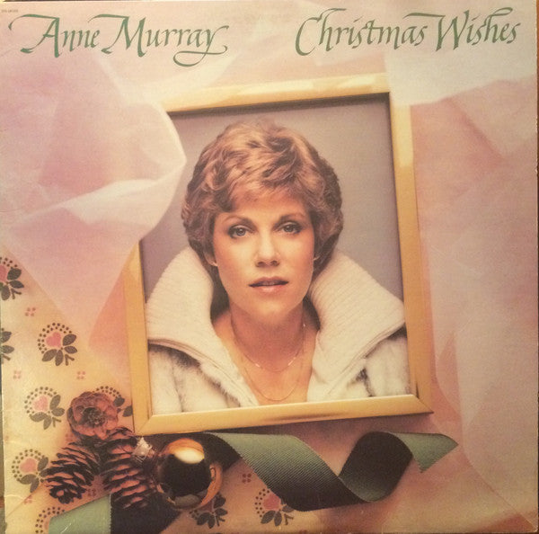 Anne Murray ‎– Christmas Wishes-1981-  Folk Rock, Country Rock Christmas (clearance vinyl) Overstocked