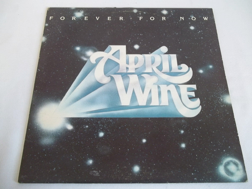 April Wine ‎– Forever For Now -1977 - Classic Rock (vinyl)