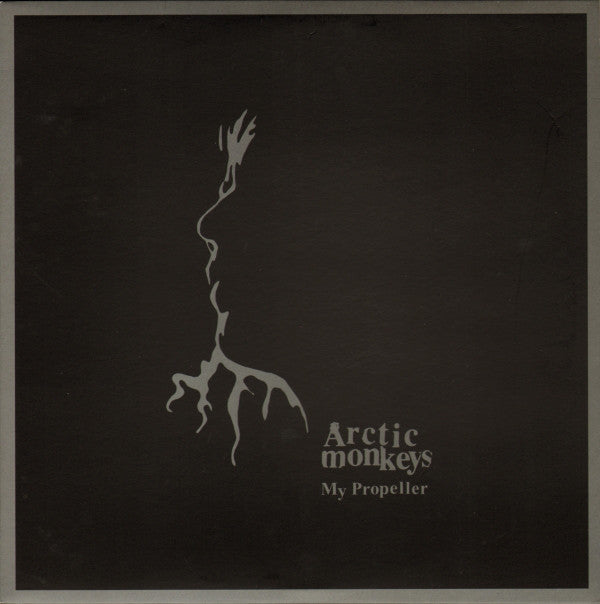 "Arctic Monkeys ‎– My Propeller - 2010- Indie Rock (Vinyl, 10"", 45 RPM, Single )"