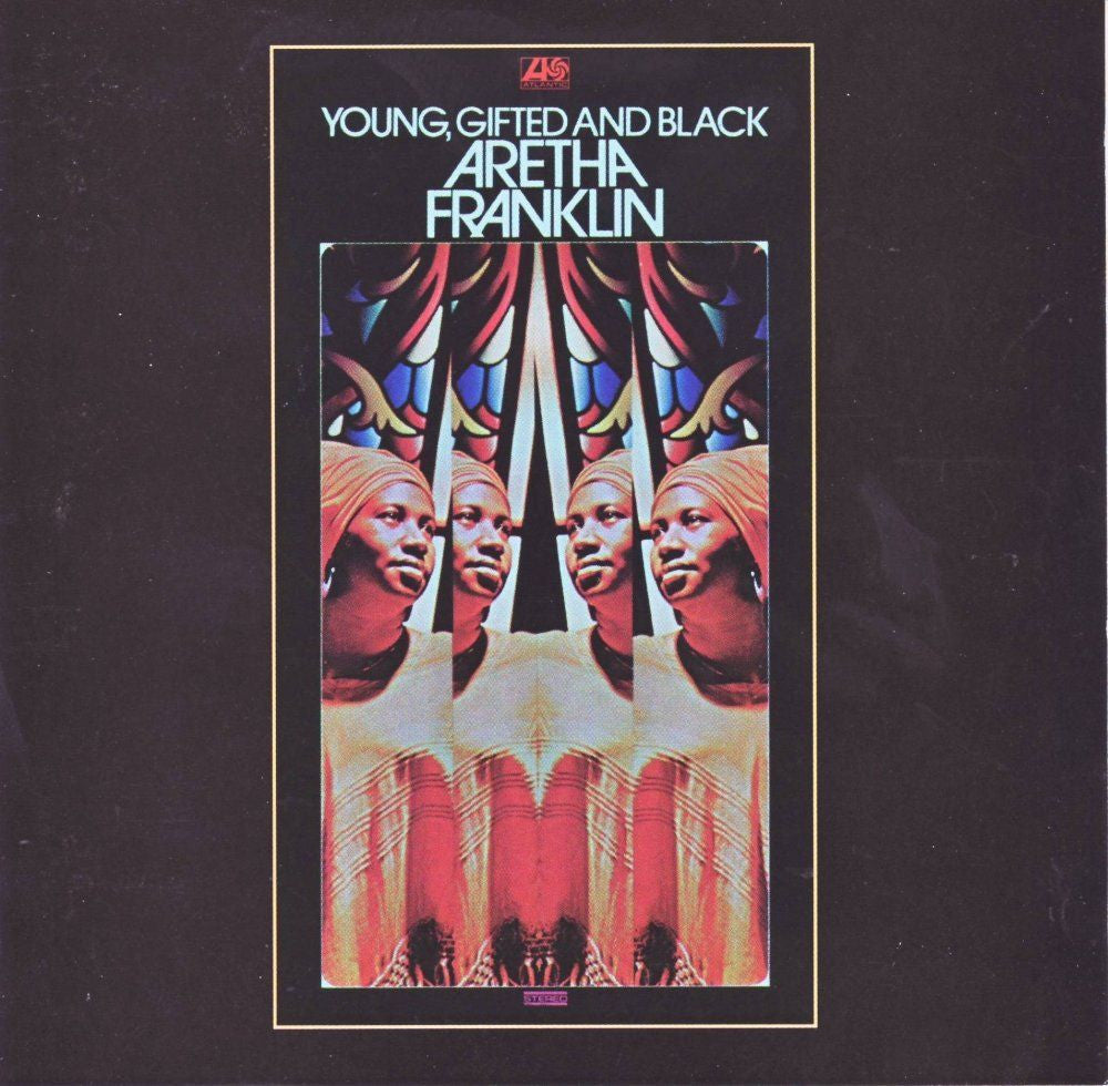 Aretha Franklin ‎– Young, Gifted And Black -1972- Funk / Soul (vinyl)