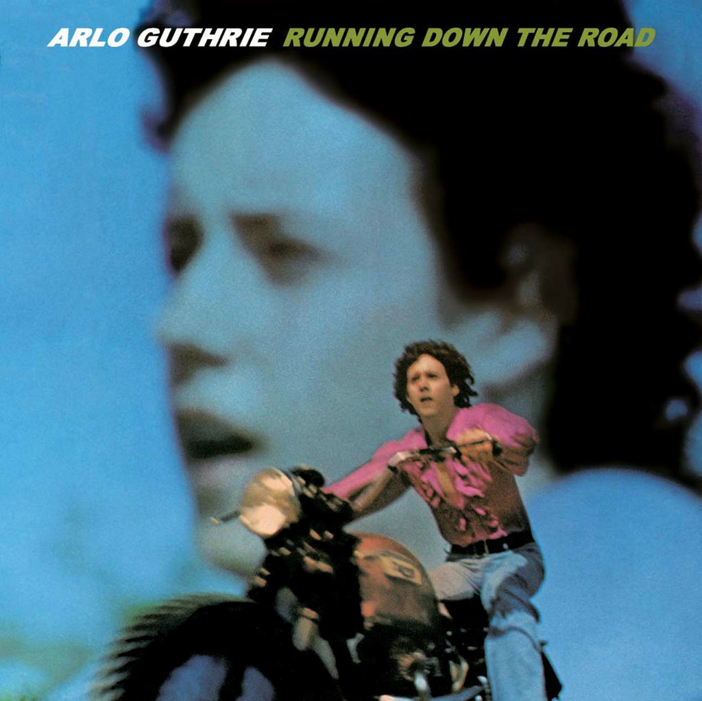 Arlo Guthrie ‎– Running Down The Road 1969