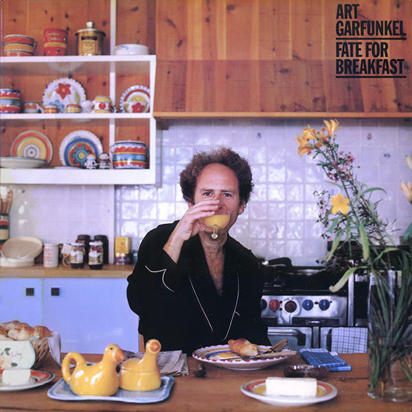 Art Garfunkel ‎– Fate For Breakfast - 1979- Pop Rock, Ballad (Vinyl)