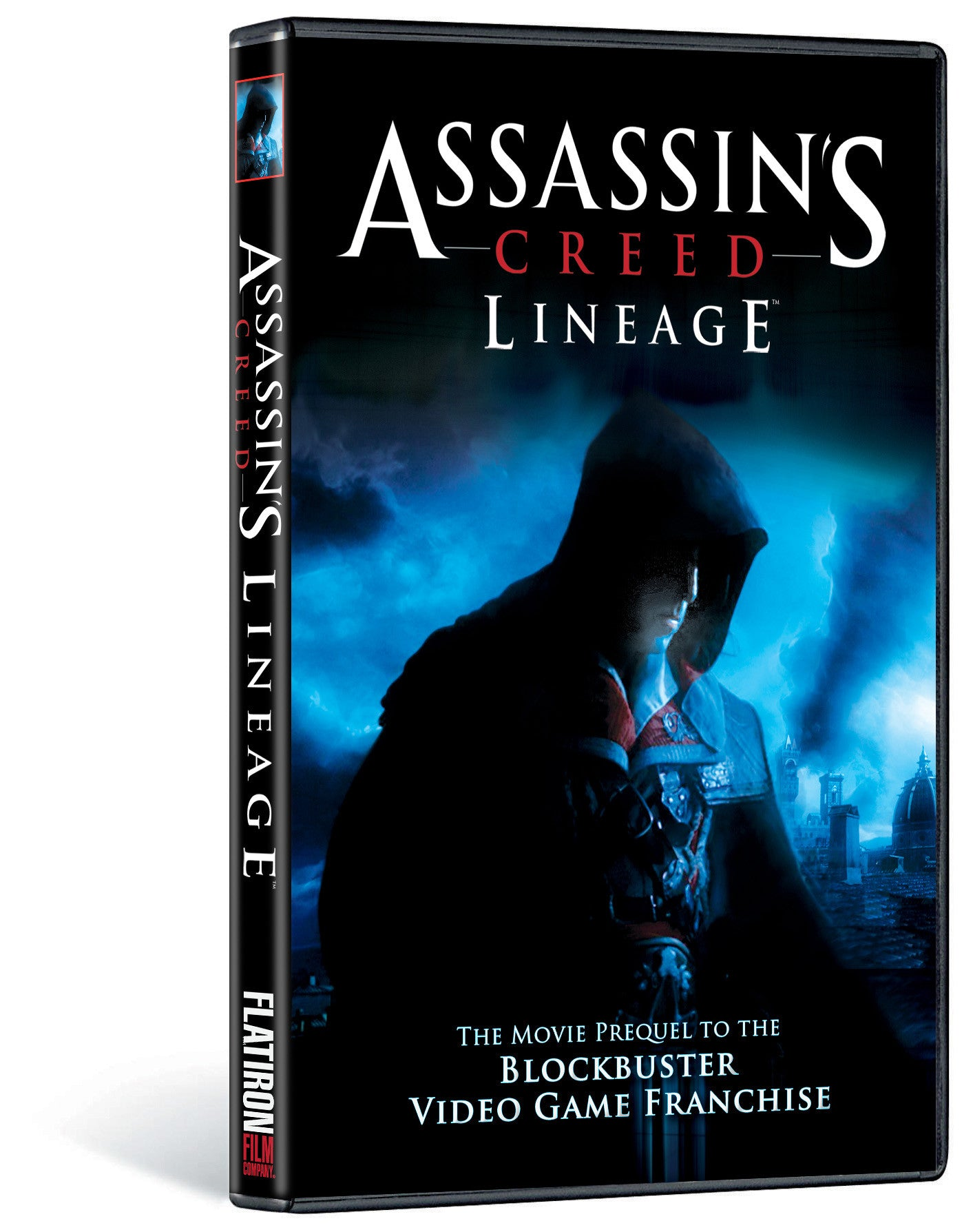 Assassin S Creed Lineage Dvd Retro Revolution Records
