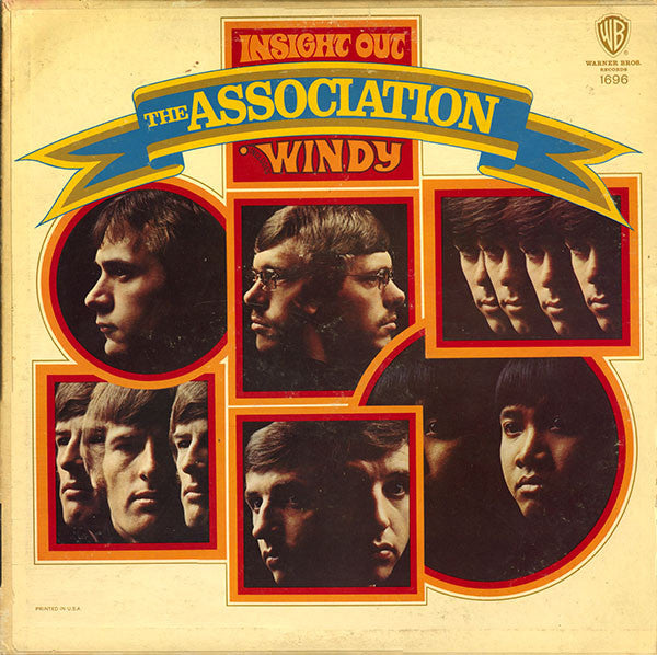 Association – Insight Out -1967-  Vocal, Pop Rock ( Clearance Vinyl)