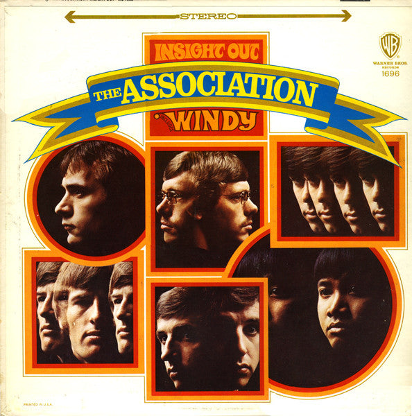 Association ,The ‎– Insight Out- 1967 Classic Rock (vinyl)