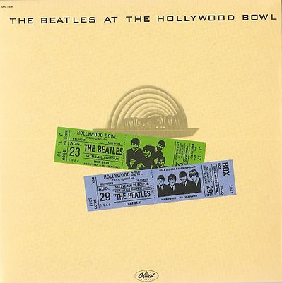Beatles , The - At The Hollywood Bowl -1977- Beat, Rock & Roll (vinyl)