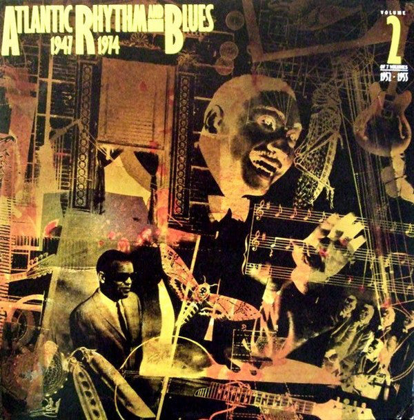Atlantic Rhythm & Blues 1947–1974, Volume 2 1952–1955 ( Clearance Vinyl) 1 of 2 lps only