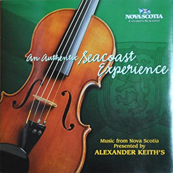 An Authentic Seacoast Experience - Music from Nova Scotia (MUSIC CD) Maritime