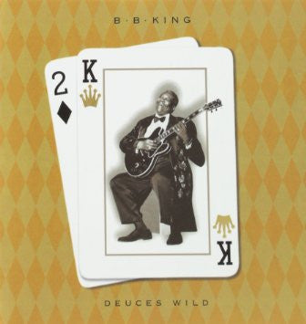 B.B. King - Deuces Wild -1997 Music CD
